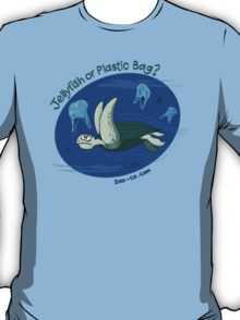 Jellyfish or Plastic Bag? T-Shirt