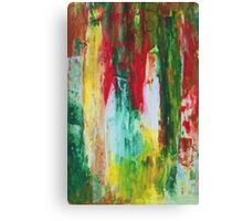 Weeping Tikis Canvas Print