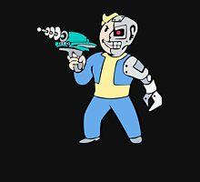 Vault Boy Cyborg Unisex T-Shirt
