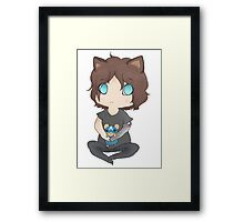 bucky (buckitty) Framed Print