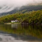 Rowardennan Lodge, Loch Lomand by Lorraine Parramore