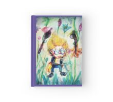 tHe M@d ArtiST  Hardcover Journal