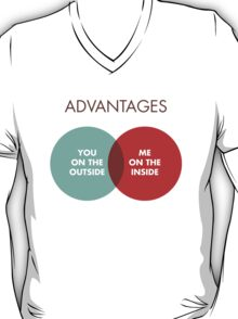 Advantages to both T-Shirt