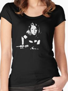 The Slayer Women's Fitted Scoop T-Shirt