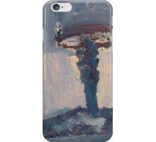 Blue Lamp iPhone Case/Skin