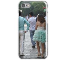 Dancing with the Stars, Yangshuo style iPhone Case/Skin