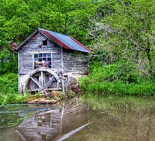 Hyde Mill Revisited 2 by ECH52