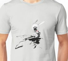 iinnky the ink covered rabbit Unisex T-Shirt