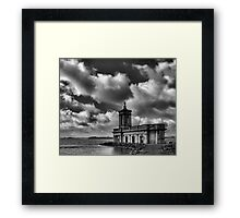 Gothic Water Framed Print