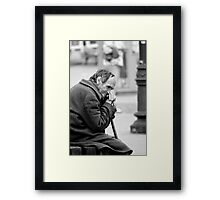 OnePhotoPerDay Series: 159 by L. Framed Print