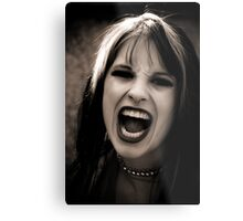 Scream......................... Metal Print