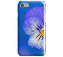 Flower 11 July iPhone Case/Skin