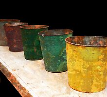Buck-Buck-Buckets by Lois  Bryan
