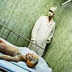 Alien Autopsy by Sam Scholes