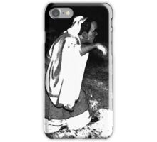 Shaolin Monk - Tai-Chi Master 7 (2007) iPhone Case/Skin
