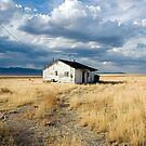 House at Skull Valley by Sam Scholes