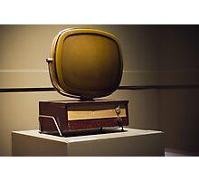 Predicto Television Photographic Print