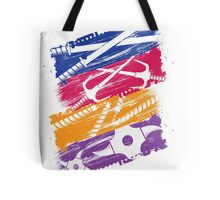 Ninja Style Turtles Tote Bag