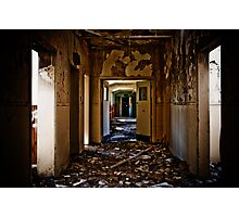 School's Out! Photographic Print