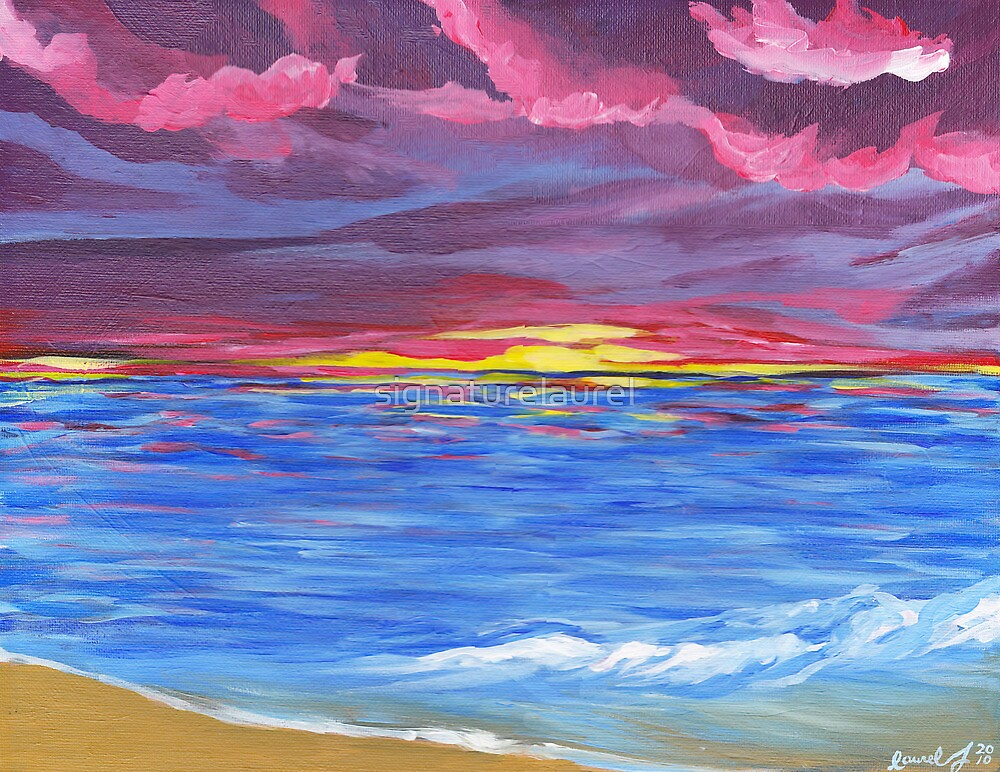 Kim's Sunset by signaturelaurel