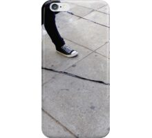 Caught On Tape iPhone Case/Skin