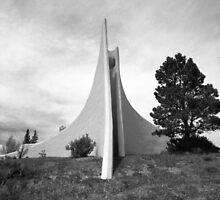 Viet Nam Memorial II, NM by Gordon Lukesh
