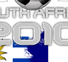 URUGUAY VS. FRANCE Sticker