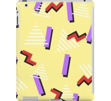 Retro x 3 iPad Case/Skin