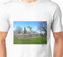 Headstones, Christ Church, Longford Unisex T-Shirt