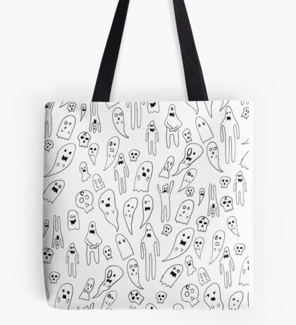 Monster Mash Tote Bag