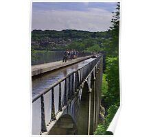 Pontcysyllte Aqueduct, Llangollen Poster