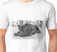 What am I doing here? Unisex T-Shirt
