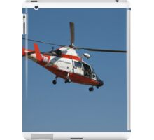 USCG 6584 at American Heroes Air Show 2010 iPad Case/Skin