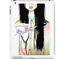 Hair Cut iPad Case/Skin