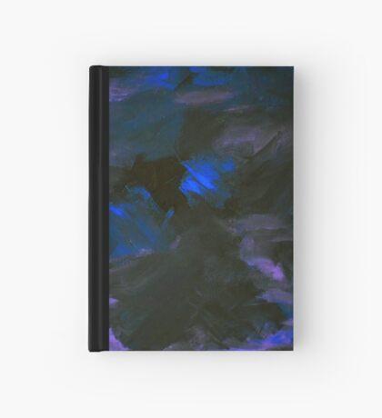 Galaxy Icebergs Hardcover Journal
