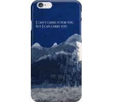 The Return of the King inspired design. iPhone Case/Skin