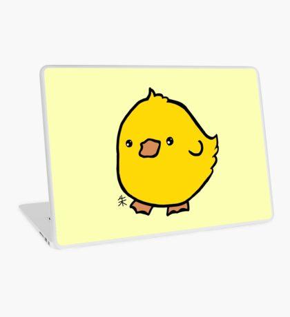 Fluffy Duckling Laptop Skin