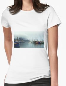 Houtbay Harbor Womens Fitted T-Shirt