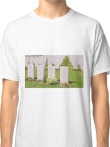 Soldiers of the Great War Classic T-Shirt