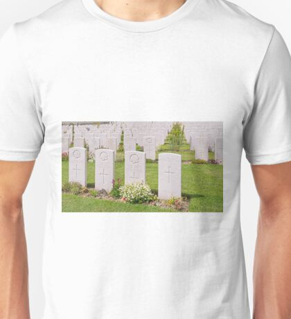 Soldiers of the Great War Unisex T-Shirt