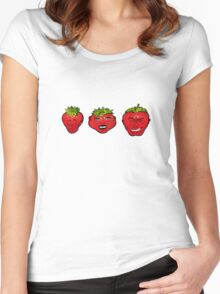 Rawberries Women's Fitted Scoop T-Shirt