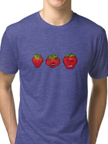 Rawberries Tri-blend T-Shirt