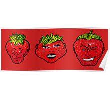Rawberries Poster