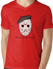 Psycho Killer Mens V-Neck T-Shirt
