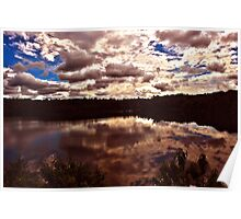 Parry Sound Sunset Poster