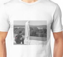 The Canadian National Vimy Memorial Unisex T-Shirt