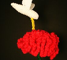 Humming Bird's Carnation by Samantha Perry