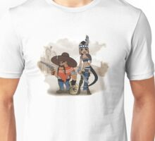 The Wild West Unisex T-Shirt