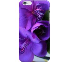 For All The T In Tibouchina iPhone Case/Skin