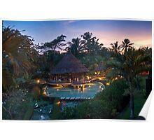 Romantic Bali Poster
